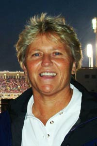 Coach Mary Schrad