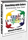Coaching With Colors - Team InteGreat UCoach